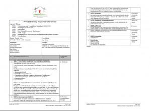 2. Sitzungsprotokoll vom 17.01.2013