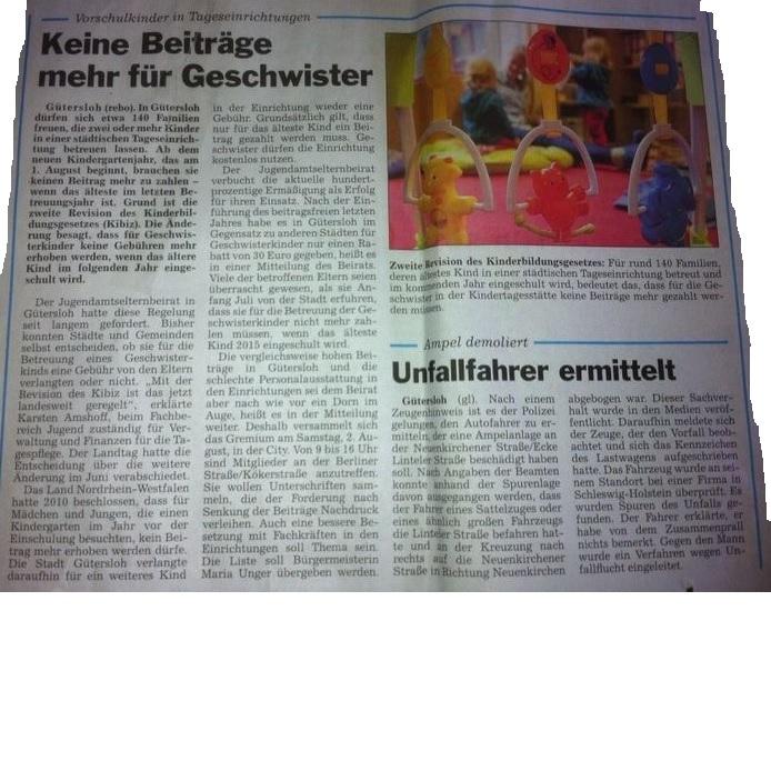 Glocke_Zeitungsartikel